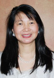 portrait of Dr. Sujuan Ba