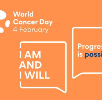 Take Action for World Cancer Day